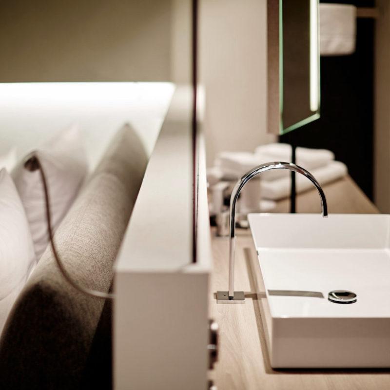 Loft Badezimmer